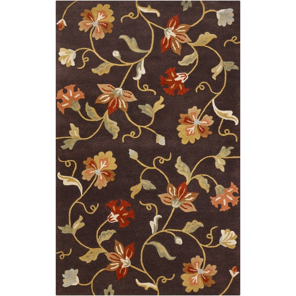 Hand-tufted Montgomery Wool Rug (3'3 x 5'3)