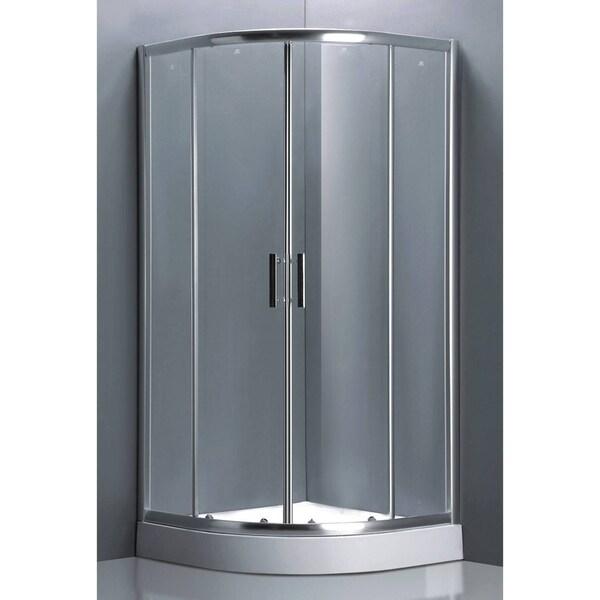 Acquatech Marinella 36-inch Shower Enclosure