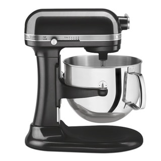 KitchenAid KSM7581BZ Black Storm 7-quart Bowl-Lift Stand Mixer