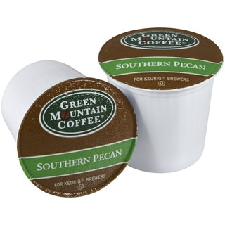 Green Mountain Coffee Southern Pecan K-Cups for Keurig Brewers (Case of 96)
