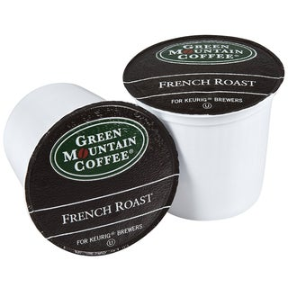 Green Mountain Coffee French Roast K-Cup for Keurig Brewers (Case of 96)