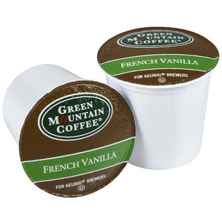 Green Mountain Coffee French Vanilla K-Cups for Keurig Brewers (48 count)