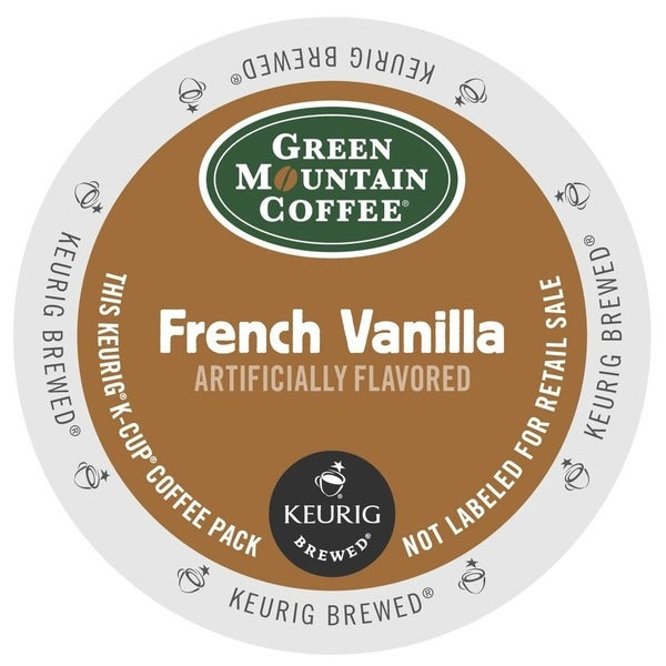 Green Mountain Coffee K-Cup(R) Packs - French Vanilla - 24ct Box 18831292
