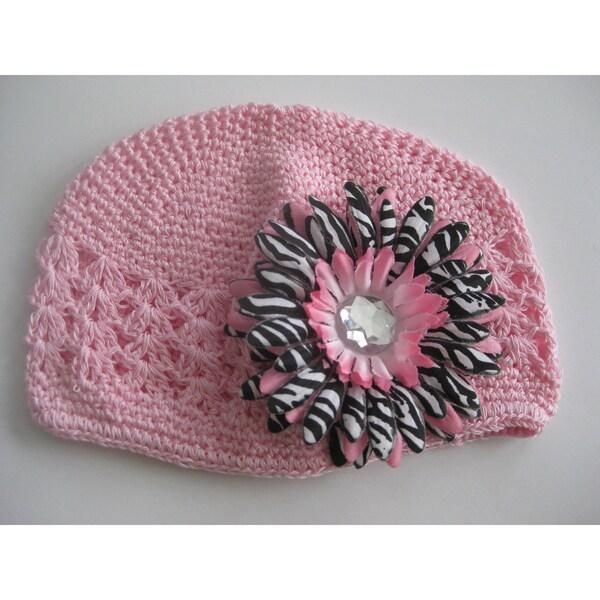 Bobitty Boo Crochet Zoe Hat
