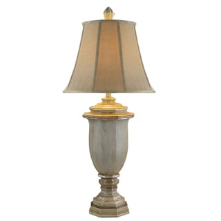 Medici Pewter Table Lamp