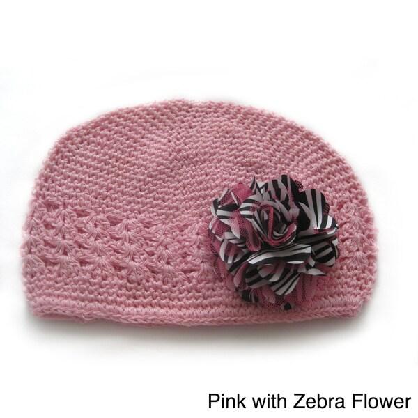 Bobitty Boo Adrienne Crochet Hat