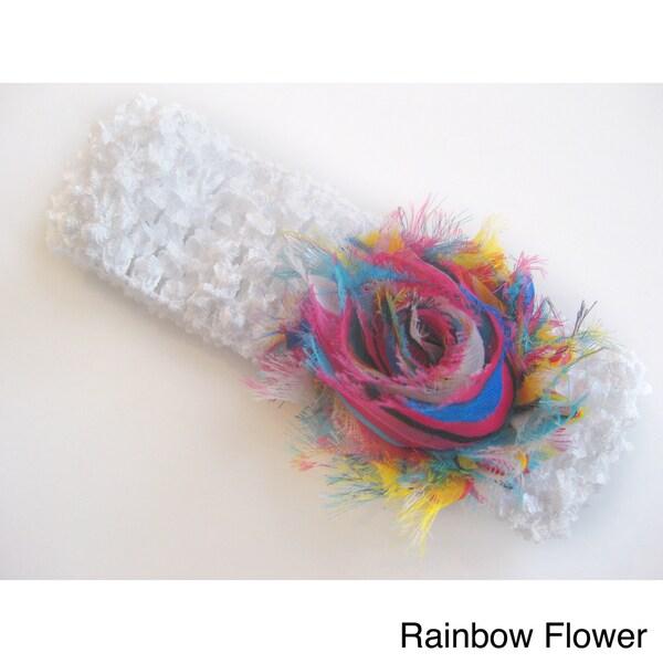 Bobitty Boo Lala Crochet Headband