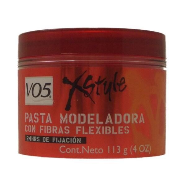 VO5 XStyle Pasta Modeladora Con Fibras Flexibles 24 Hrs De Fijacion (Pack of 2)