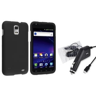 BasAcc Case/ Car Charger for Samsung Galaxy S II/ S2 Skyrocket i727