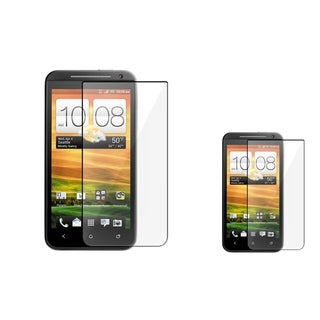 BasAcc Screen Protector for HTC EVO 4G LTE (Pack of 2)
