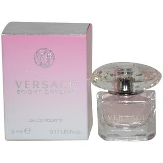 Versace Bright Crystal Women's 5-ml Eau de Toilette Splash (Mini)