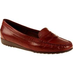 Women's ara Nadine 40838 Bordo Suede