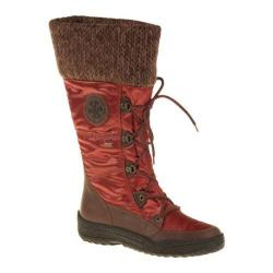 Women's ara Savannah 49777 Red Fabric