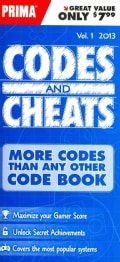 Codes and Cheats 2013 (Paperback)