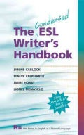The Condensed ESL Writer's Handbook (Paperback)