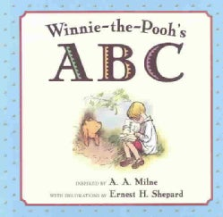 Winnie-the Pooh's ABC (Board book)