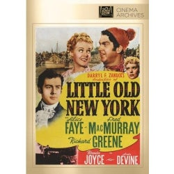 Little Old New York (DVD)