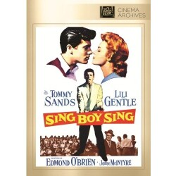 Sing, Boy, Sing (DVD)