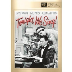 Tonight We Sing (DVD)