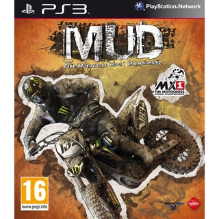 PS3 - MUD FIM Motocross World Championship