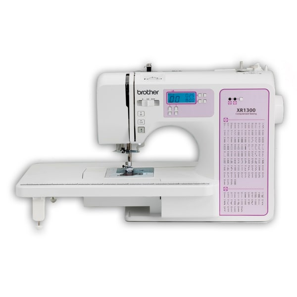 Brother XR1300 130-stitch Computerized Sewing Machine (Refurbished)