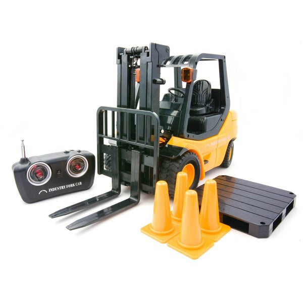Radio Control RC Fork Lift Construction Vehicle (1:10 scale)