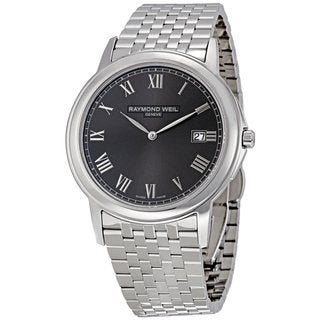Raymond Weil Men's Stainless Steel Traditional Watch