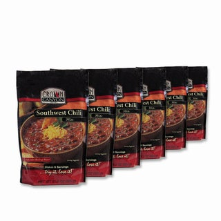 Crown Canyon Southwest Chili Mix Pouch (Pack of 6)