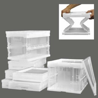 Trinity Collapsible Crates Combo Pack (Set of 7)