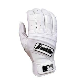 MLB Adult Natural 2 Batting Glove