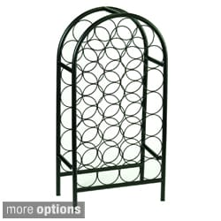 Old Dutch 27-bottle Classic Arch Wine Rack