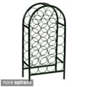 Old Dutch 27 Bottle Classic Arch Wine Rack