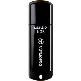 Transcend 8GB JetFlash 350 USB 2.0 Flash Drive
