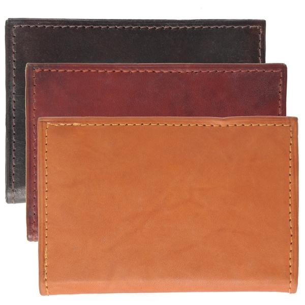 Boston Traveler Bi-fold Credit Card Wallet