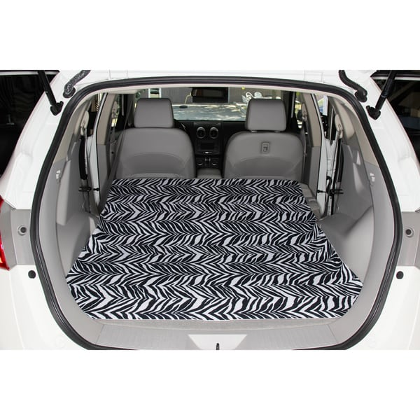 Large Ultra Thin Exotic Zebra Print Cargo Liner