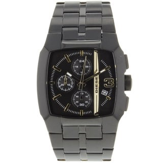Diesel Men's Classic Chronograph Stainless Steel Watch