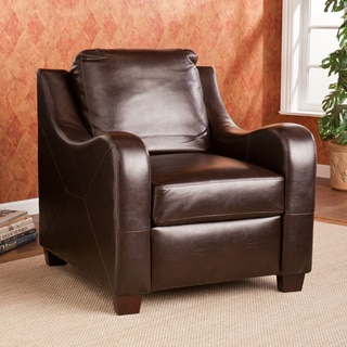 Upton Home Claymore Chocolate Stationary Chair