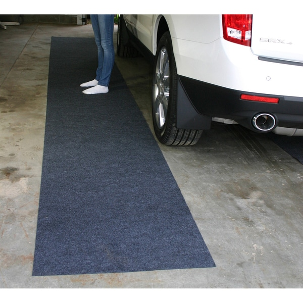 Ultra Thin Garage Floor Runner 14946352 Overstock Com