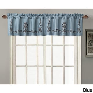 Garwood Damask Window Valance