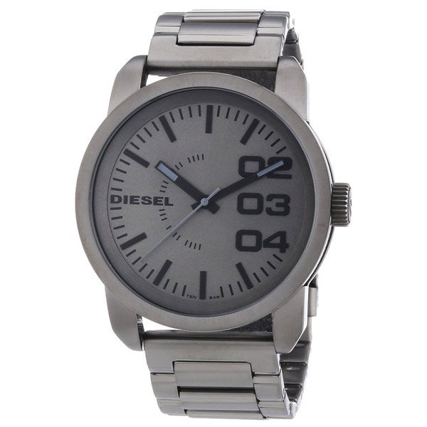Diesel Men's DZ1558 Franchise Stainless Steel Watch