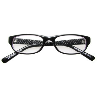 Max Studio Black/ Pink Reading Glasses