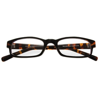 Max Studio Black Tortoise Reading Glasses