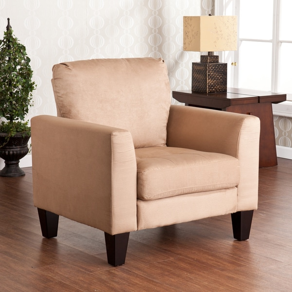 Upton Home Ascot Mocha Stationary Chair