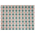 Hunter Placemat by Rose Tree 'Gingerbread Plaid' Placemats (Set of 6)