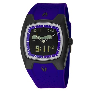 Nixon Men's Titanium 'Superhero' Tide Watch