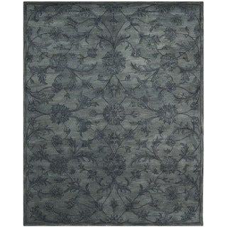 Safavieh Handmade Antiquities Grey Wool Rug