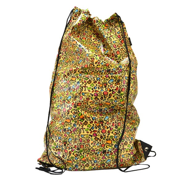 Tango 'Yellow Hotty Spotty' Laundry Duffel Bag