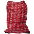Tango 'Red/ Grey Football' Laundry Duffel Bag