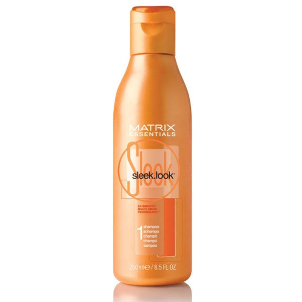 Matrix Essentials Sleek Look 1 8.5-ounce Shampoo