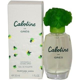 Gres Cabotine1-ounce Eau de Toilette Spray